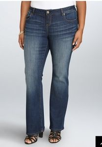Torrid relaxed boot jeans